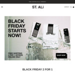 2 for 1 on Coffee (BOGO) Starting at $60 for 2 KG, + Free Shipping @ ST. Ali