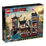 LEGO NINJAGO City Docks 70657 $191 Delivered @ Target