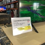 "Samsung 75"" RU7100 (UA75RU7100WXXY) UHD TV $1499.99 @ Costco (Membership Required)"