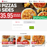 30% off Any Large Pizza @ Pizza Hut