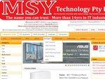 MSY- WD 1TB MyBook World Home Network Drive $99 (Original Price $199, $100 off)