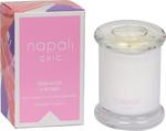 Napali Fresh Roses & Peonies Candle 60g $3.50 (RRP $15) + Post @ Peters of Kensington