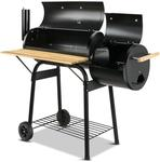 2-in-1 Offset BBQ Smoker $130 (Was $170) + Free Delivery @ Lazy Sunday Store