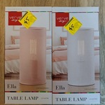 Verve Design Pink/White Ella Table Lamp $5 Was $24.90 / $29.90 @ Bunnings (Cranbourne?)