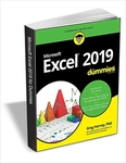 Excel 2019 for Dummies eBook - Free for a Limited Time (Regular Price $30) @ Tradepub