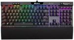 Corsair K70 RGB MK.2 Rapidfire Low Profile Gaming Keyboard - $149 (Save $100) + Delivery $12.95 ($0 Sydney Pickup) @ Mwave