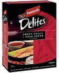 Fantastic Delites 100g Varieties $1 ($0.90 with Sub & Save) (Min 5) + Delivery ($0 w/ Prime/ $39 Spend) @ Amazon AU