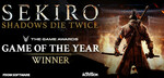 [PC] Sekiro: Shadows Die Twice $58.46 @ Steam