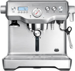 Breville BES920BSS The Dual Boiler Espresso Maker: Stainless Steel $989 (Was $1899) @ Myer