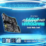 EVGA A-May-Zing Hardware Social Media Event