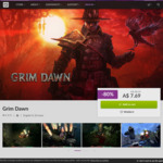 [PC] DRM-free - Grim Dawn - $7.69 AUD/Homeworld Remastered Collection $5.19 AUD - GOG