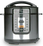 Healthy Choice 6L Electric Slow/Pressure Cooker 1000W LED Display/Non Stick Pot $99.95 Delivered (RRP $199) @ KG Electronic eBay