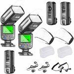 Neewer NW565EX E-TTL Slave Flash Speedlite Kit for Canon - $118.99 + Free Shipping @ Peak Catch Amazon AU