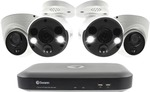 Swann 4 Channel Ultra HD DVR Security System with 1TB HDD, 4 x 4K Heat & Motion Detection Security Cameras $549 Shipped @ Kogan