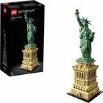 LEGO Architecture Statue of Liberty 21042 $119 Delivered @ Amazon AU