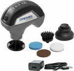 DREMEL Versa PC-10 Cordless Cleaning Tool, High-Speed Power Cleaner Kit $69.90 Delivered @ Amazon AU
