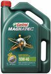 Castrol Magnatec 10w-40 Engine Oil 5L $23 (Was $47) @ Repco