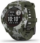 Garmin Instinct Solar Watch - Camo Edition $485 (RRP $799) Delivered @ Amazon AU