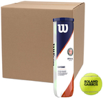 Wilson Roland Garros Clay Court 4 Ball Can 12 Can Case $12.99 (RRP $74.99) + Delivery @ Tennis Direct Australia via Catch