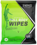 Biodegradable Face & Body Wipes 20-Pack $9.95 (RRP $14.95) + $12.65 Shipping ($0 with $35 Spend) @ Everyherowipes.com