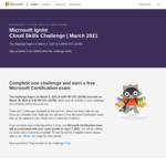 Microsoft Ignite - Earn Free MS Exam Voucher