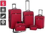 Orbis ABS 3 Piece Luggage Set (Blue) $39.99, 5 Piece Luggage set $59.99 + Shipping ($0 with First) @ Kogan