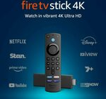 Fire TV Stick 4K $99 Delivered @ Amazon AU