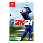 [Switch] PGA Tour 2K21 $34 + Delivery (Free over $45 Spend/C&C) @ Target
