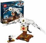 LEGO Harry Potter Hedwig 75979 $47.20 Delivered @ Amazon AU