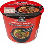 Wei Lih Ichiban Noodle Roast Beef 150gm $2.20 + Delivery ($0 with Prime/ $39 Spend) @ Amazon AU