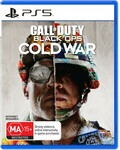 [PS5] Call of Duty: Black Ops Cold War $59 + $3.90 Delivery ($0 C&C /In-Store) @ BIG W