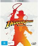 Indiana Jones - The Complete Adventures (4K Ultra HD) $95.20 (20% off) + Delivery ($0 C&C/ in-Store) @ JB Hi-Fi