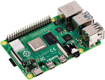 Raspberry Pi 4 Model B 2GB $53.66 + $5 Delivery @ PB Tech