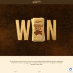 Win 1 of 50 Prizes of Two Hazelnut Blocks from Whittaker's
