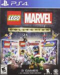 [PS4] LEGO Marvel Collection (US Version) $27.17 + Delivery ($0 with Prime & $49 Spend) @ Amazon US via AU