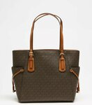 Michael Kors Voyager Tote $224.50 (Was $449) & Free Delivery @ THE ICONIC