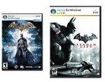 Batman Pack $7.49 (Batman: Arkham City, Batman: Arkham Asylum) - Steam Activatable