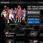 NBA.tv International League Pass 2012-2013 Including Playoffs (15% off Discount Code) $186.9 USD