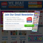 Chemist Warehouse FREE SHIPPING on Purchases over $25 - Voucher Code FREESHIP25 Ends - Thursday