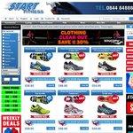Start Fitness ASICS Weekend Sale, e.g. Men's Kayano 18/Nimbus 14 $117 Delivered + Free Socks