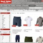 Hard Yakka Clearance Sale - $11 Shorts with Free Shipping