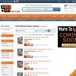 Lego Marvel Superheroes - $43.96 (PS3), $45.56 (Xbox 360), $43.96 (Wii U) + $2 Shipping