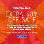 SurfStitch EXTRA 40% Off Sale Items (NO Minimum Spend) + Free Shipping for Orders Over $25