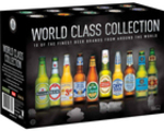 World Class Collection Beers Giftpack (10 Beers) $10.90 at Dan Murphy's ($10.99 at Woolworths)