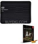 WD My Passport Ultra 2TB USB 3.0 Portable Hard Drive + Lightroom 5 – $129.00 US + $31 Shipping