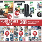 30% OFF Already Reduced Game Sale + Titanfall X360 $74 @ Target