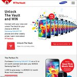 Win 50 GALAXY S5 Phones from Vodafone
