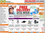 Free Delivery Site Wide When Paying By PayPal - One Day Only @ OO.com.au [Expired]