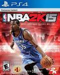 PS4/XB1 NBA 2K15 $29.99 (US) Plus Postage from Amazon