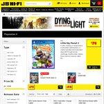 PS4/XB1 - NHL 15/NFS Rivals and Battlefield 4 - $29 each @ JB HI-Fi
